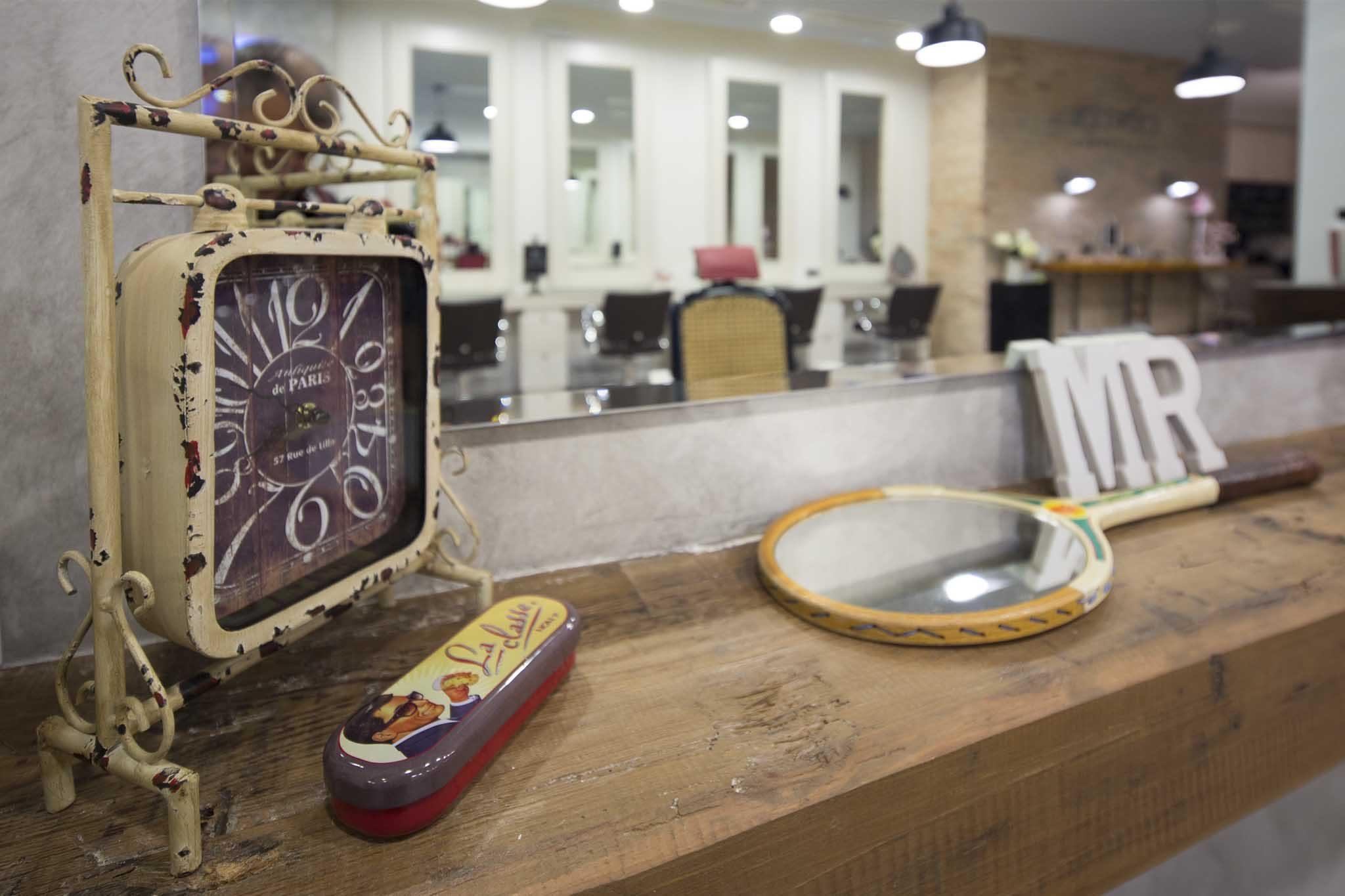 proyecto comercial de peluqueria en Vigo