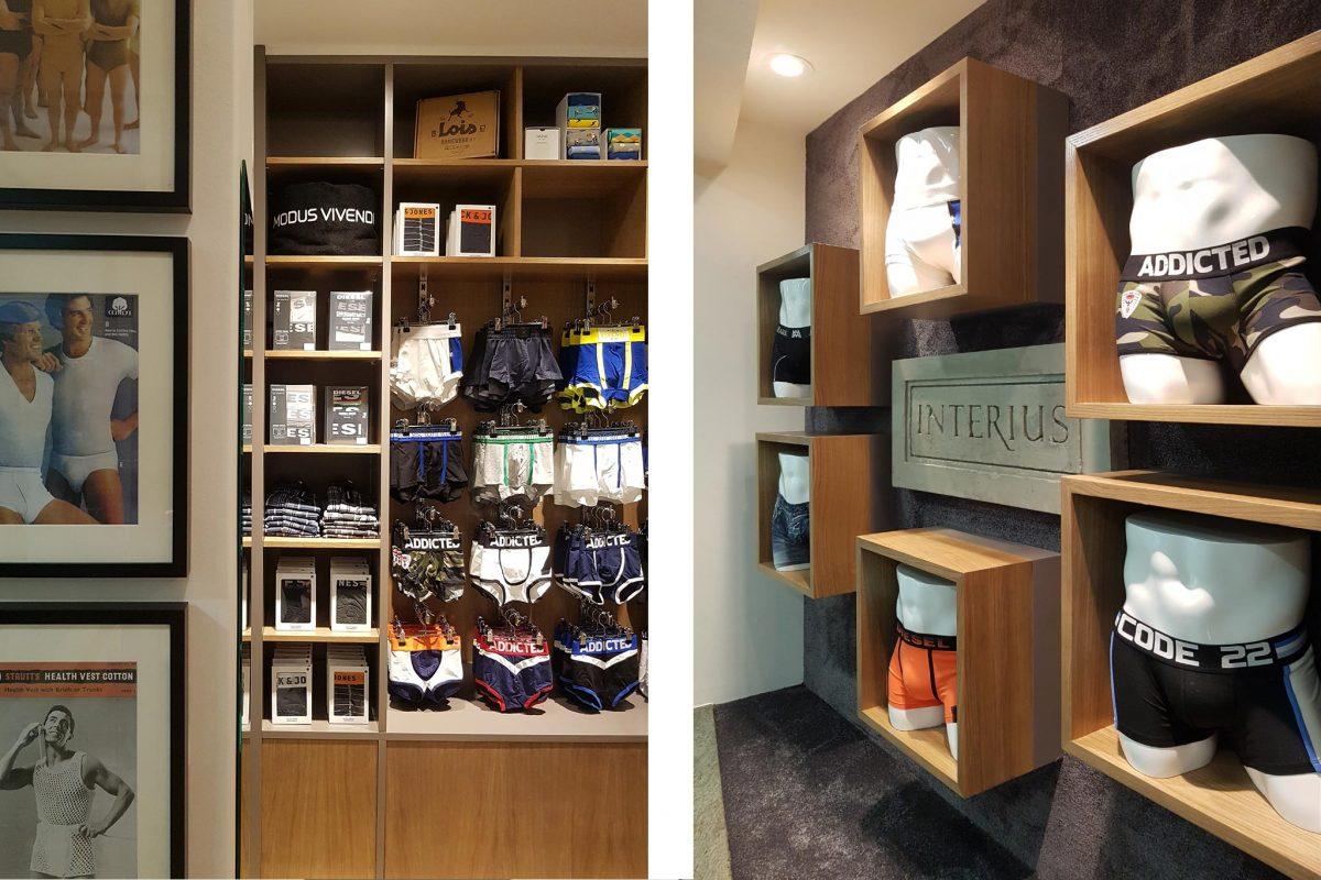 Diseño de tienda de ropa en Pontevedra