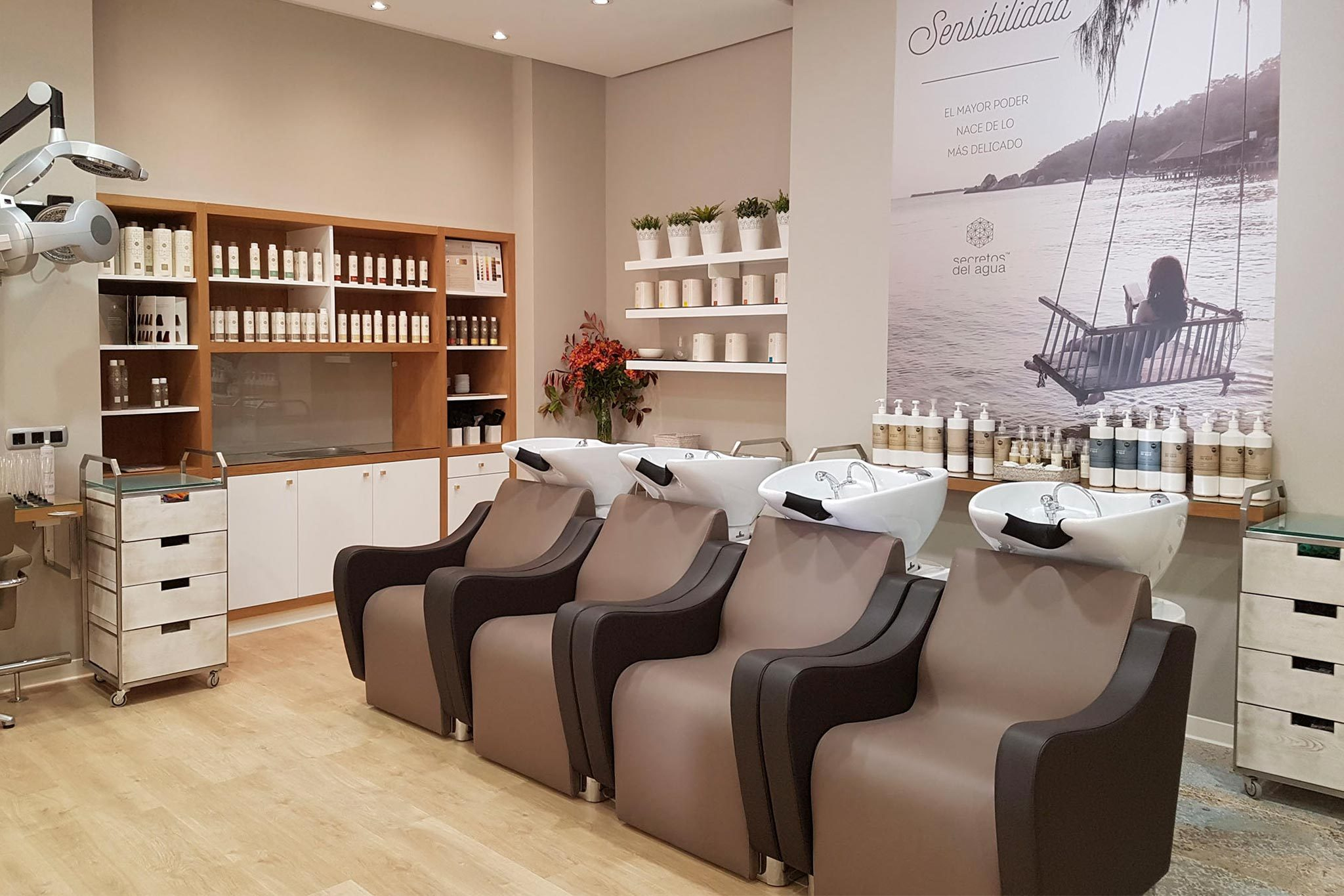 Proyecto peluqueria Pontevedra