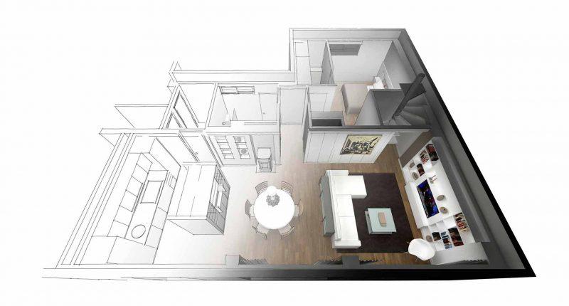 El diseño de viviendas tras el COVID-19