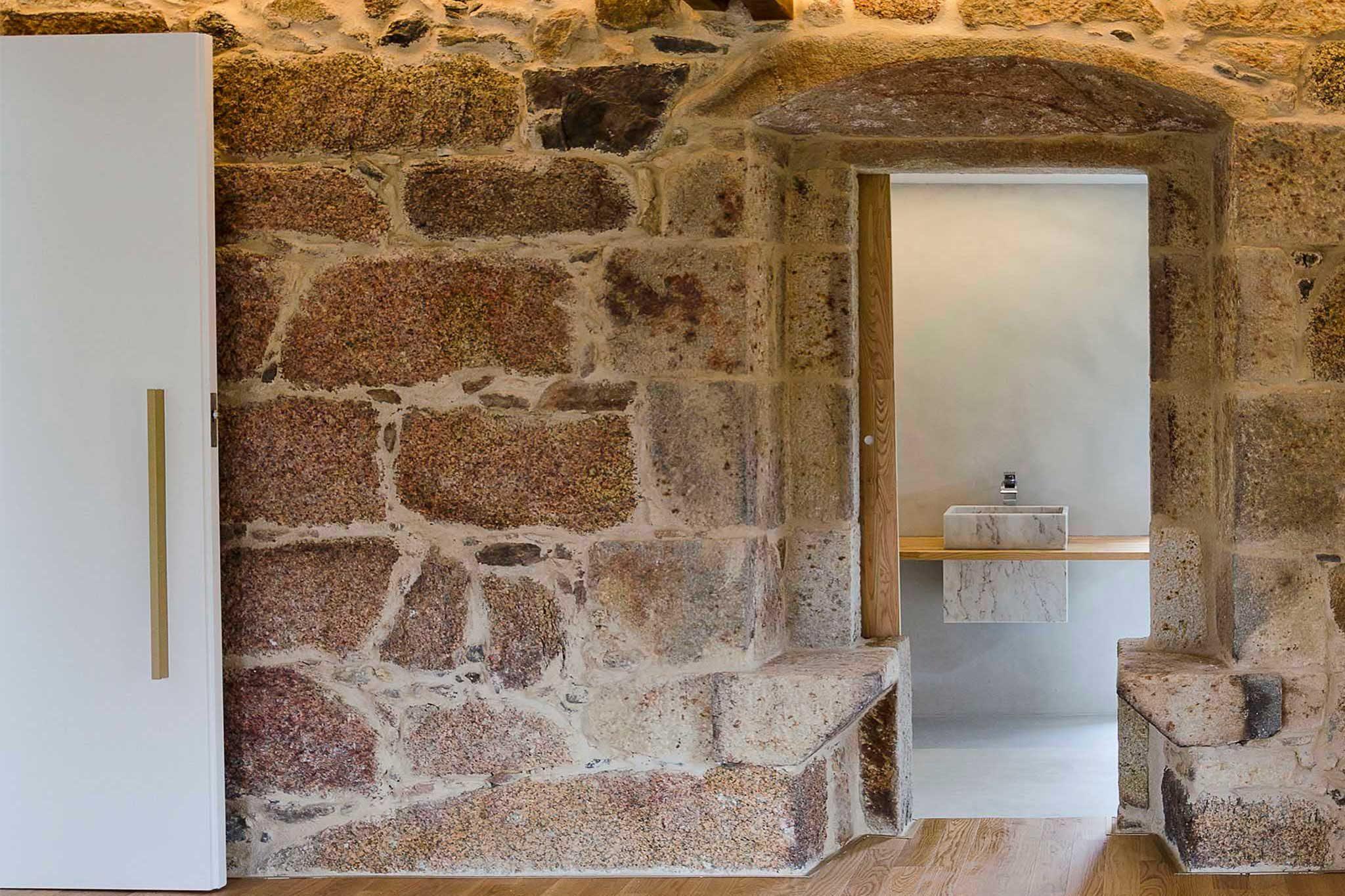rehabilitación integral de una vivienda Pontevedra
