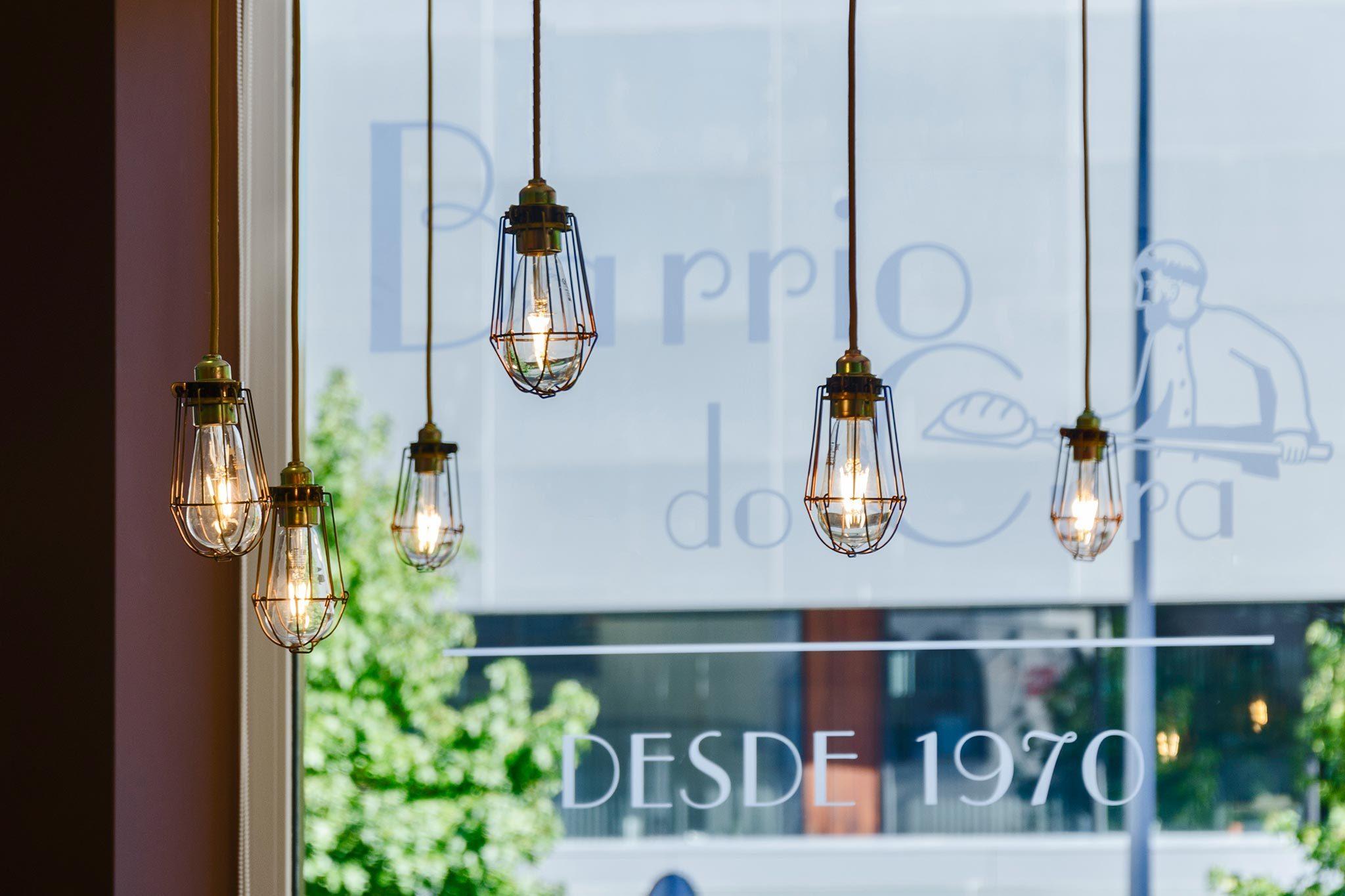 diseño panadería Vigo Pontevedra