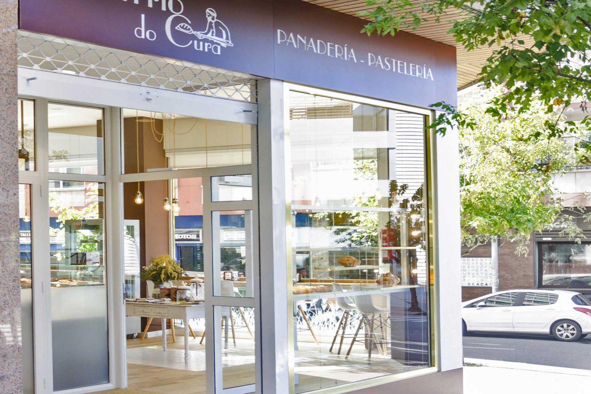 diseño de pasteleria Vigo Pontevedra