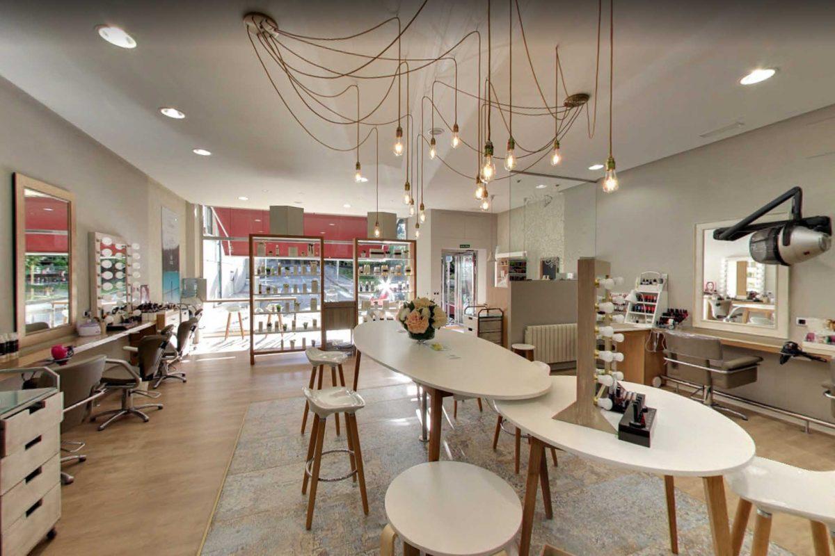 diseño centro de belleza Pontevedra