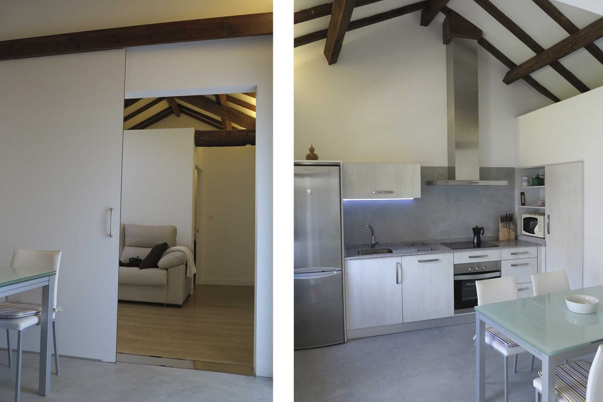 rehabilitación vivienda Vigo Pontevedra