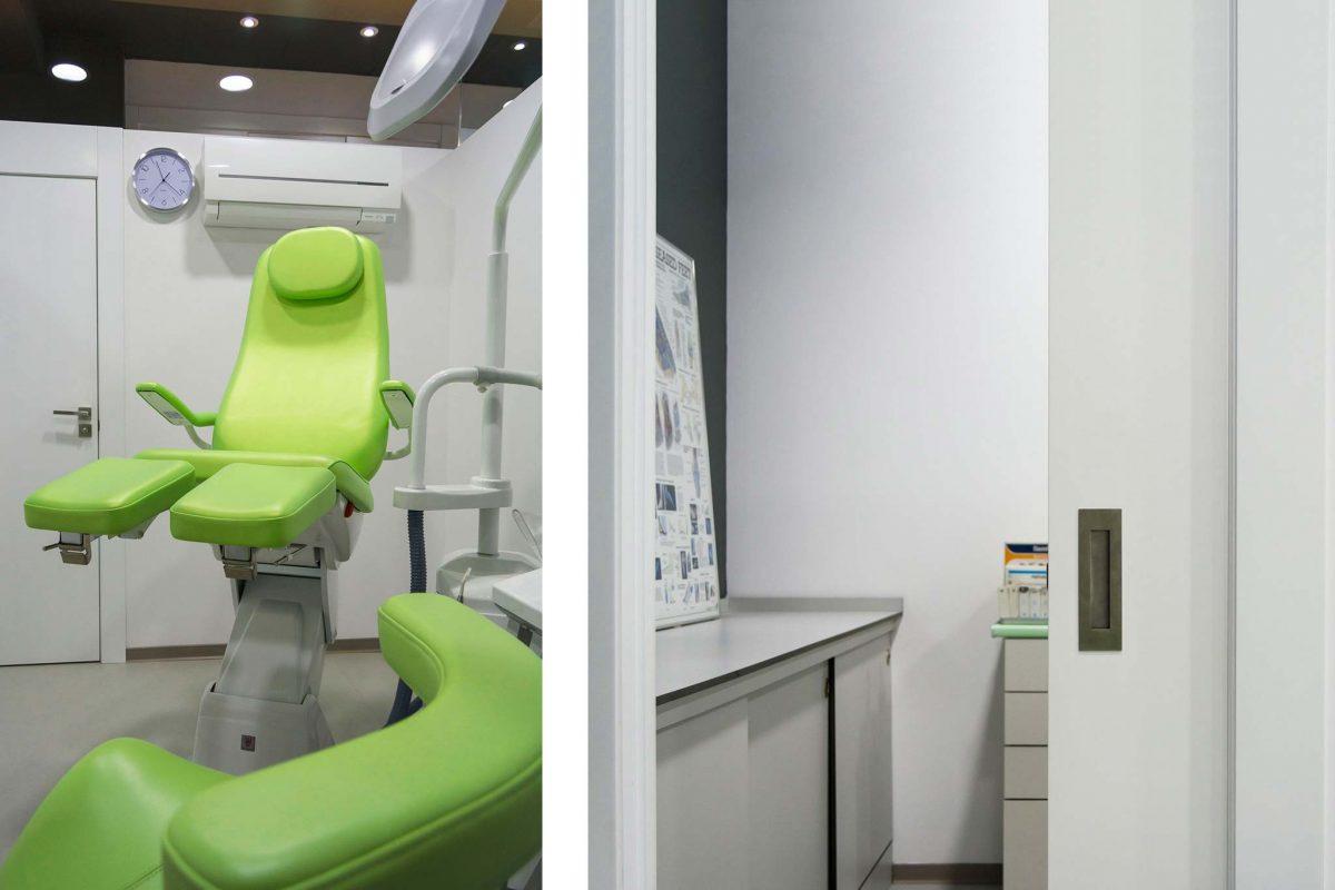diseño clínica podologica Ponteareas Pontevedra