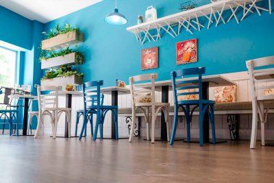 proyecto cafeteria en Vigo Pontevedra