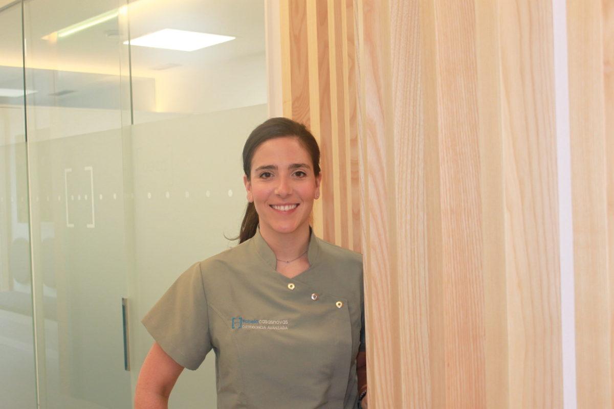 Entrevistamos a Sabela Casasnovas por el diseño, decoración y reforma de su clínica en  Ponteareas