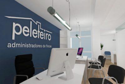 Proyecto Oficinas PELETEIRO